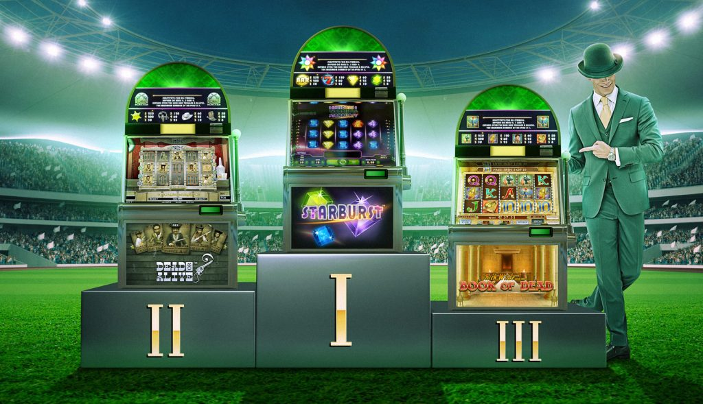 Top Slots by Popularity